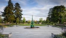 Skelleftea Park, Sweden - Designed by Ulf Nordfjell (30th July 2016)